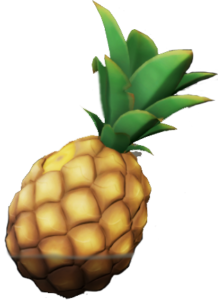 Pineapple From Sea of Thieves