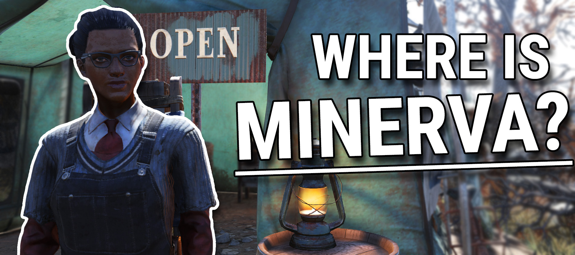 Fallout 76 Where is Minerva