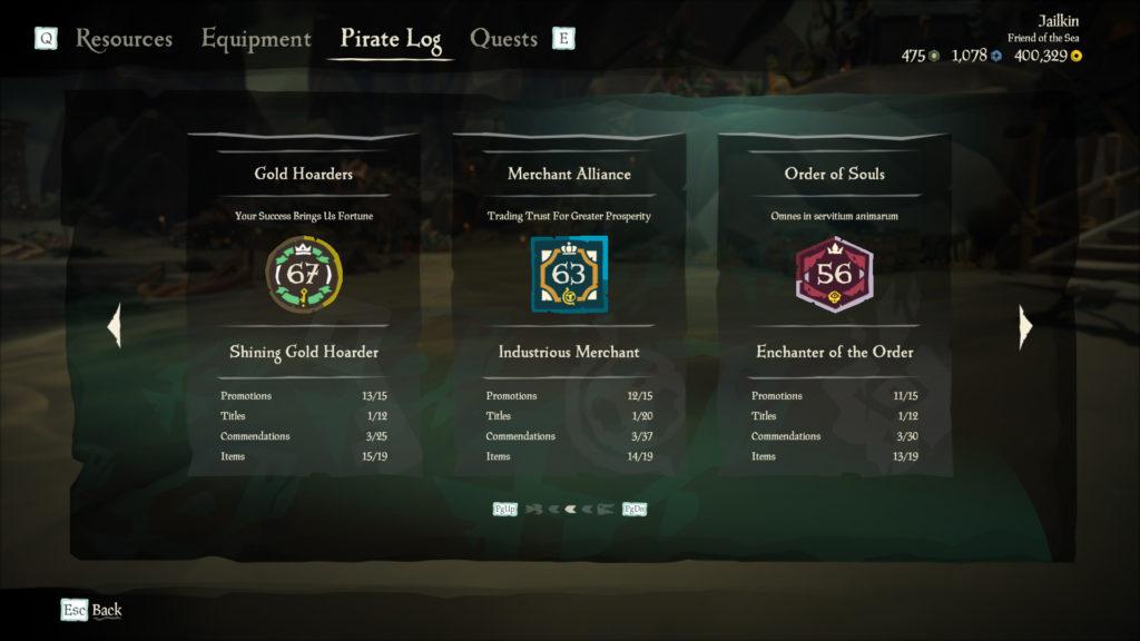 Pirate Legend 3 alliance over lvl 50