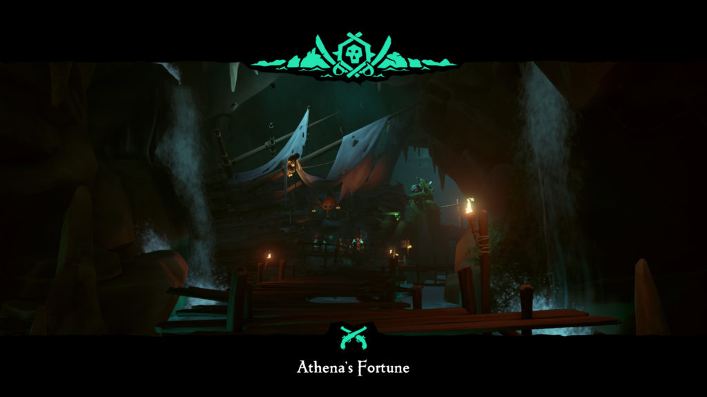 Welcome to the Athena's Fortune Hideout