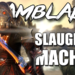 The Slaughter Machine   Stamina Nightblade PvP