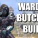 The Butcher   Stamina Warden PvP